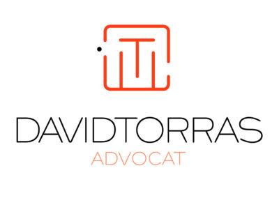 Logotipo--David-Torras-01_t_01_ok Ilustraciones, diseño gráfico, Logotipos, Branding, imagen de marca Catálogos, folletos, newsletter. Sabadell Barcelona