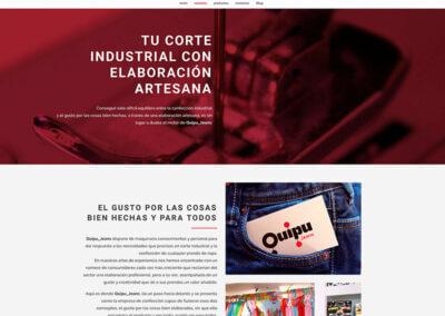 Diseño web tienda digital